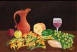 Obras de arte:  : México : Morelos : cuernavaca : Al queso y al vino