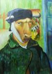 Obras de arte: America : Colombia : Distrito_Capital_de-Bogota : Bogota : Vincent Bull Gogh