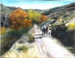 Obras de arte:  : España : Andalucía_Granada : Granada_ciudad : De ruta por la sierra de Los Filabres