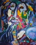 Obras de arte: America : Chile : Antofagasta : antofa : dilema moral