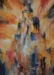 Obras de arte: America : México : Baja_California :  : virgen