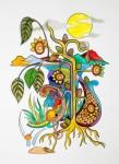 Obras de arte:  : Costa_Rica : San_Jose : Moravia : El Cacaotal