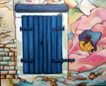 Obras de arte:  : España : Cantabria : Santander : Hogar dulce hogar