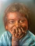Obras de arte: America : Colombia : Antioquia : Medellin : Niño de la calle