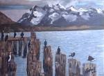 Obras de arte: America : Chile : Region_Metropolitana-Santiago : providencia : Cerro Balmaceda