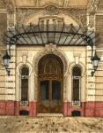 Obras de arte: Europa : España : Murcia : cartagena : Puerta del Gran Hotel (Cartagena)