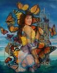 Obras de arte: America : Cuba : Ciudad_de_La_Habana : Playa : La Múltiple Historia de una Sonrisa