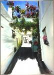Obras de arte:  : España : Andalucía_Granada : Granada_ciudad :  Tinajo en Capileira
