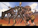 Obras de arte: America : Per� : Arequipa : Arequipa_ciudad : Don Quijote
