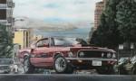 Obras de arte:  : España : Catalunya_Barcelona : Sabadell : Ford  mustang