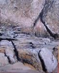 Obras de arte: Europa : España : Castilla_La_Mancha_Toledo : QUINTANAR : acantilado