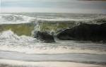 Obras de arte: Europa : España : Castilla_La_Mancha_Toledo : QUINTANAR : olas