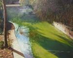 Obras de arte: Europa : España : Castilla_La_Mancha_Toledo : QUINTANAR : canal en el Retiro