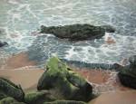 Obras de arte: Europa : España : Castilla_La_Mancha_Toledo : QUINTANAR : piedras verdes