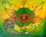 Obras de arte: America : Venezuela : Carabobo : Miranda_pueblo : bajo el sol tropical