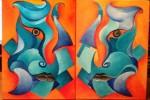 Obras de arte: America : Argentina : Buenos_Aires : CABA : Gemelos