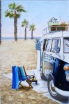 Obras de arte: America : Argentina : Buenos_Aires :  : Holliday at the beach
