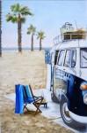 Obras de arte: America : Argentina : Buenos_Aires :  : Holliday at the beach