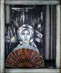 Obras de arte: Europa : Espa�a : Castilla_y_Le�n_Valladolid : Valladolid_ciudad. : En el umbral de la noche
