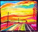 Obras de arte:  : México : Nuevo_Leon : Monterrey : Viaje a....