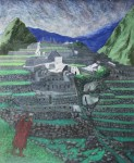 Obras de arte: America : Perú : Lima : la_molina :  WAXYANA APU KUNTUR