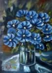 Obras de arte: Europa : España : Canarias_Las_Palmas : Maspalomas : Azuladas