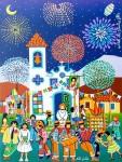 Obras de arte: America : Brasil : Pernambuco : Recife : Festa Junina 2016