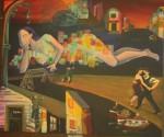 Obras de arte: America : Argentina : Buenos_Aires : Ciudad_de_Buenos_Aires : Los amantes de La Boca