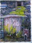 Obras de arte:  : España : Galicia_Pontevedra : Cangas : puerta3