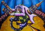 Obras de arte: America : Colombia : Antioquia : Medellin : Comedia