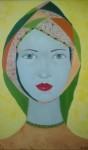 Obras de arte:  : España : Castilla_La_Mancha_Toledo : Talavera_de_la_Reina : Mujer eslava