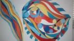 Obras de arte:  : España : Castilla_La_Mancha_Toledo : Talavera_de_la_Reina : Pájaro de la felicidad