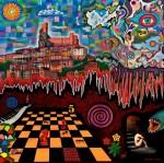 Obras de arte: Europa : España : Catalunya_Barcelona : Castelldefels : FRÍAS - Meditación