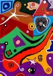 Obras de arte: Europa : España : Catalunya_Barcelona : Castelldefels : Pruebas de pintura
