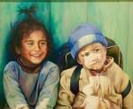 Obras de arte:  : España : Andalucía_Granada : Motril : primer dia de cole