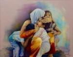 Obras de arte:  : España : Andalucía_Granada : Motril : Los brazos de una madre