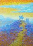 Obras de arte:  : Ecuador : Manabi :  : Don Quijote y Sancho