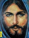 """Obras de arte:  : España : Andalucía_Granada : Granada_ciudad : OBRA: """"JESÚS EL CRISTO: Yo soy el Camino, La Verdad y La Vida"""""""