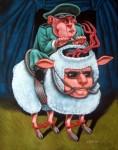 Obras de arte: America : Cuba : Ciudad_de_La_Habana :  : Ridículo drama sicológico