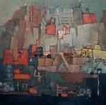 Obras de arte: America : Uruguay : Artigas : Artigas_ciudad : Puerta a puerto