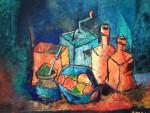 Obras de arte: America : Uruguay : Artigas : Artigas_ciudad : Te convido un tereré!!!