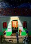 Obras de arte: America : Colombia : Cundinamarca : usaquen : BAR DE LA CEBOLLINA