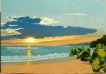 Obras de arte: America : Cuba : Matanzas : naranjal : en el horizonte ...la luz