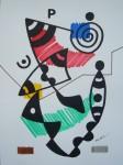 Obras de arte:  : España : Catalunya_Barcelona : Barcelona : QE2 (BASADO EN LA MUSICA DE MIKE OLDFIELD)