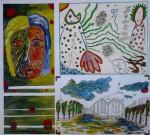 """Obras de arte: Europa : España : Catalunya_Barcelona :  : """" 3 f's ( 3) """""""