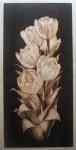 Obras de arte: Europa : España : Cantabria : Santander : flores