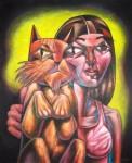 """Obras de arte: America : Cuba : Ciudad_de_La_Habana :  : Oda a """"Chiqui"""", mi gato extraviado"""""""