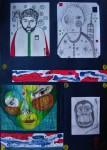 """Obras de arte: Europa : España : Catalunya_Barcelona :  : """" Composició III """""""