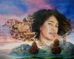 Obras de arte: America : Cuba : Ciudad_de_La_Habana : Playa : La Infinita Progresion que nos Define