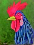 Obras de arte:  : Panamá : Panama-region : albrook : El Gallo Cuchufleto